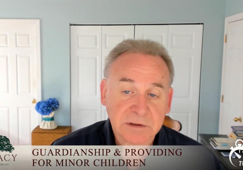Common Trust - Guardianship & Providing for Minor Children